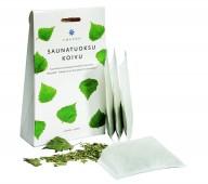 Emendo szárított nyírfa levelek filterben