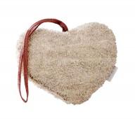 Emendo szív alakú dörzsi
