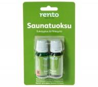 Rento Szauna illat, bliszter, eukaliptusz és erdei gyógynövény, 2x10ml