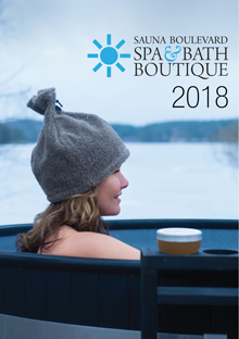 Sauna Boulevard Catalogue 2018